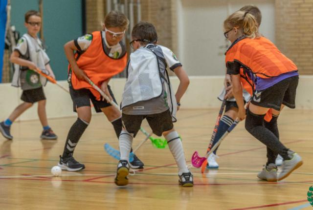 Floorball for U5/U7 drenge og piger