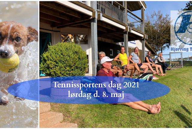 Tennissportens Dag 2021 i Hjørring Tennisklub