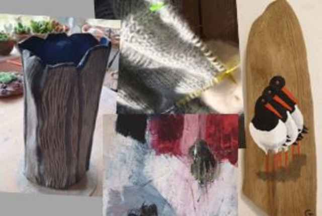 Udstilling - Kunst og kunsthåndværk